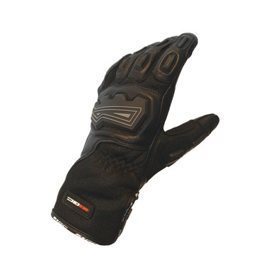 Grand Canyon fuel motor gloves | black