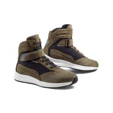 Stylmartin audax motorcycle shoes | green