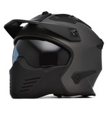 Spada storm titanium | jet - full face helmet