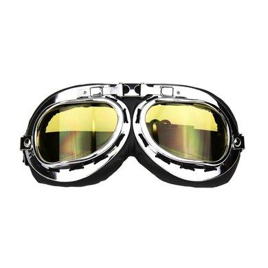 CRG chrome motorbril