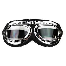chrome motor goggles