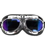 CRG chrome pilotenbril