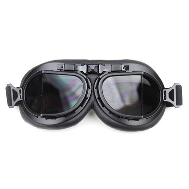 CRG zwarte pilotenbril