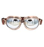 CRG vintage vliegeniersbril