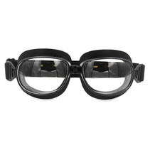 zwarte vliegeniersbril
