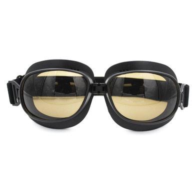 CRG black, aviator goggles