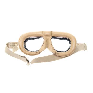 Halcyon mark 49 creme pilotenbril helder glas