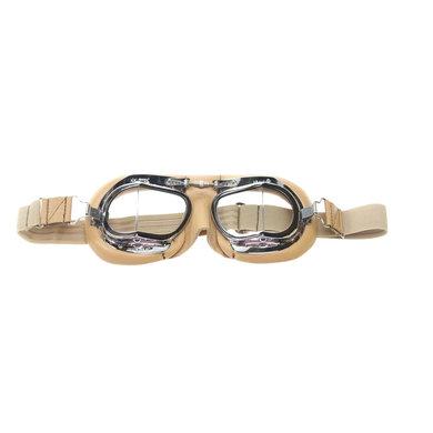 Halcyon mark 49 tan goggle clear glass