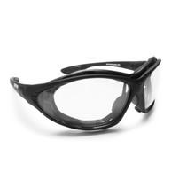photochromic F333A matt black motor sunglasses