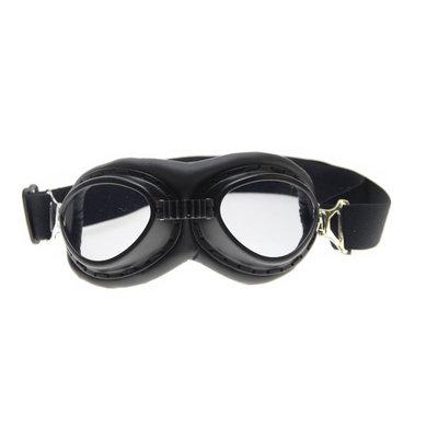 CRG zwarte rider motorbril