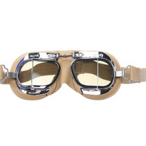 mark 49 tan pilot goggles smoke glass