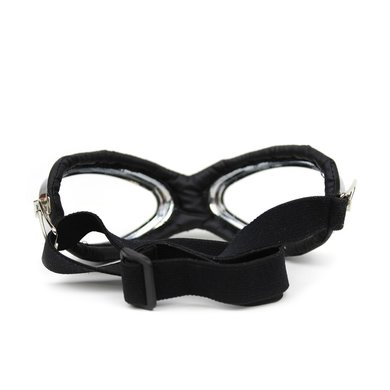 CRG chrome wolverine motor goggles