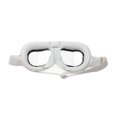 Halcyon mark 49 wit pilotenbril helder glas