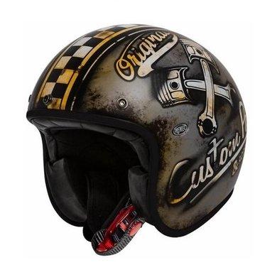 Premier le petit evo OP 9 BM open face helmet