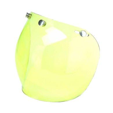Redbike bubble vizier geel