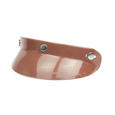 Redbike retro sun visor brown