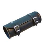 Grand Canyon black leather motor tool bag