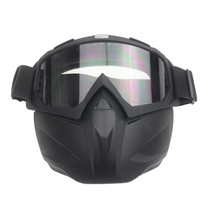 Dark mask | motorcycle mask