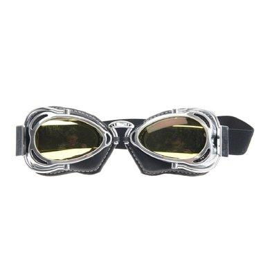 CRG radical motor goggles chrome