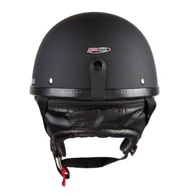 Redbike RB-520 half helmet matt black