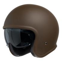 880 1.0 jet helmet matt brown