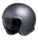 IXS 880 1.0 jet helmet matt grey
