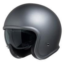 880 1.0 jet helmet matt grey