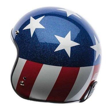 Torc T50 Captain Vegas jet helmet