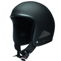 RB-670 jet helmet matt black