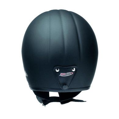Redbike RB-670 jet helmet matt black