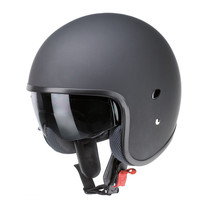 RB-770 jet helmet matt black