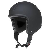 RB-671 jet helmet matt black