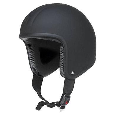 Redbike RB-671 jet helmet matt black