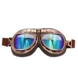 CRG vintage, motor goggles