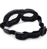 CRG RAF motor goggles