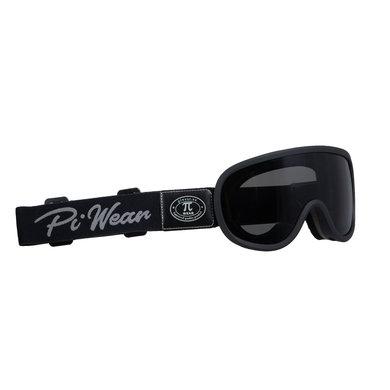 Pi Wear arizona motorbril zwart