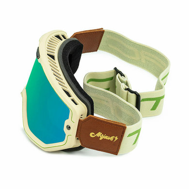 Torc forza mojave classic retro motor goggle