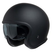 880 1.0 jet helmet matt black