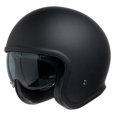 IXS 880 1.0 jet helmet matt black