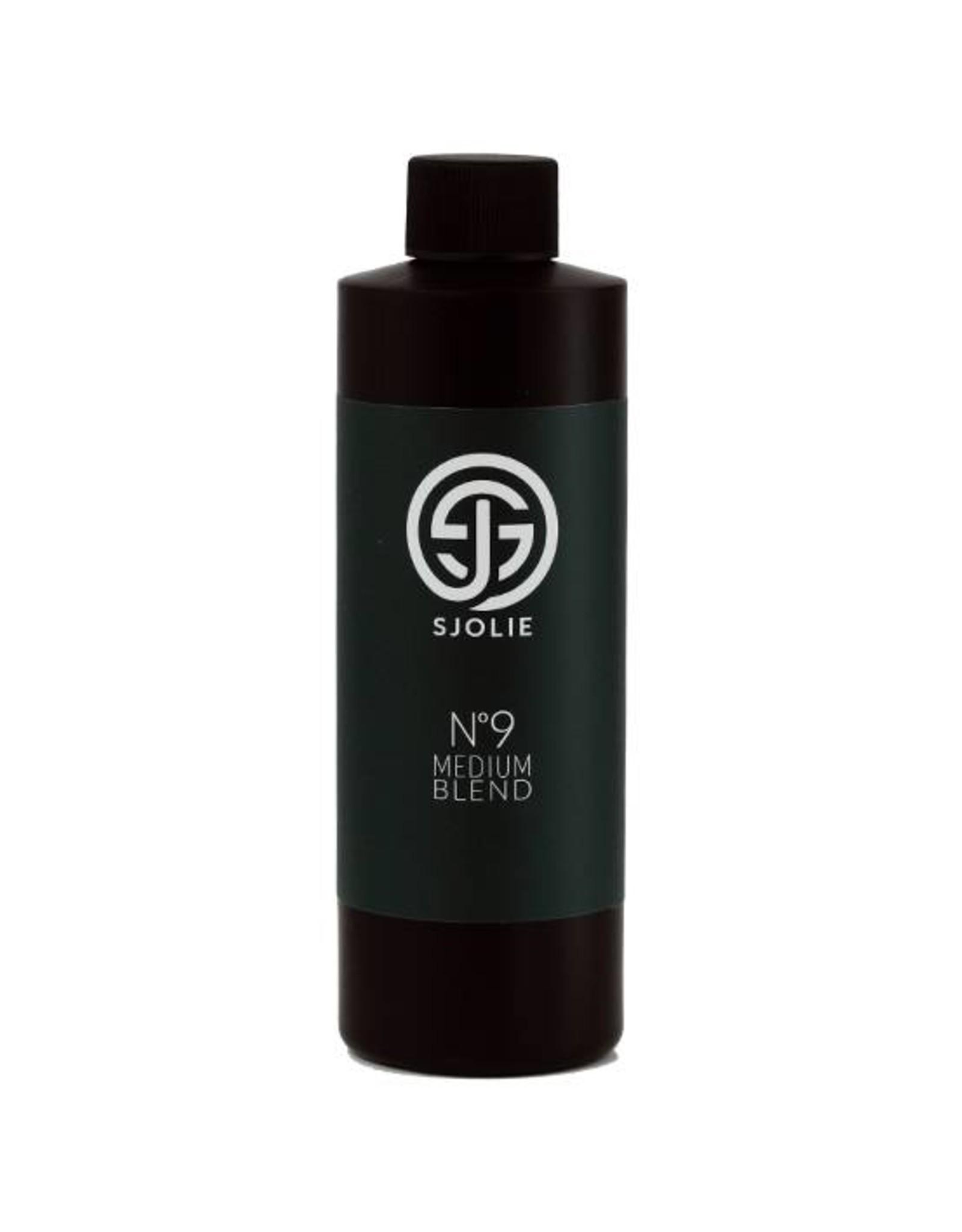 № 9 - Medium Tan - Spray Tan vloeistof