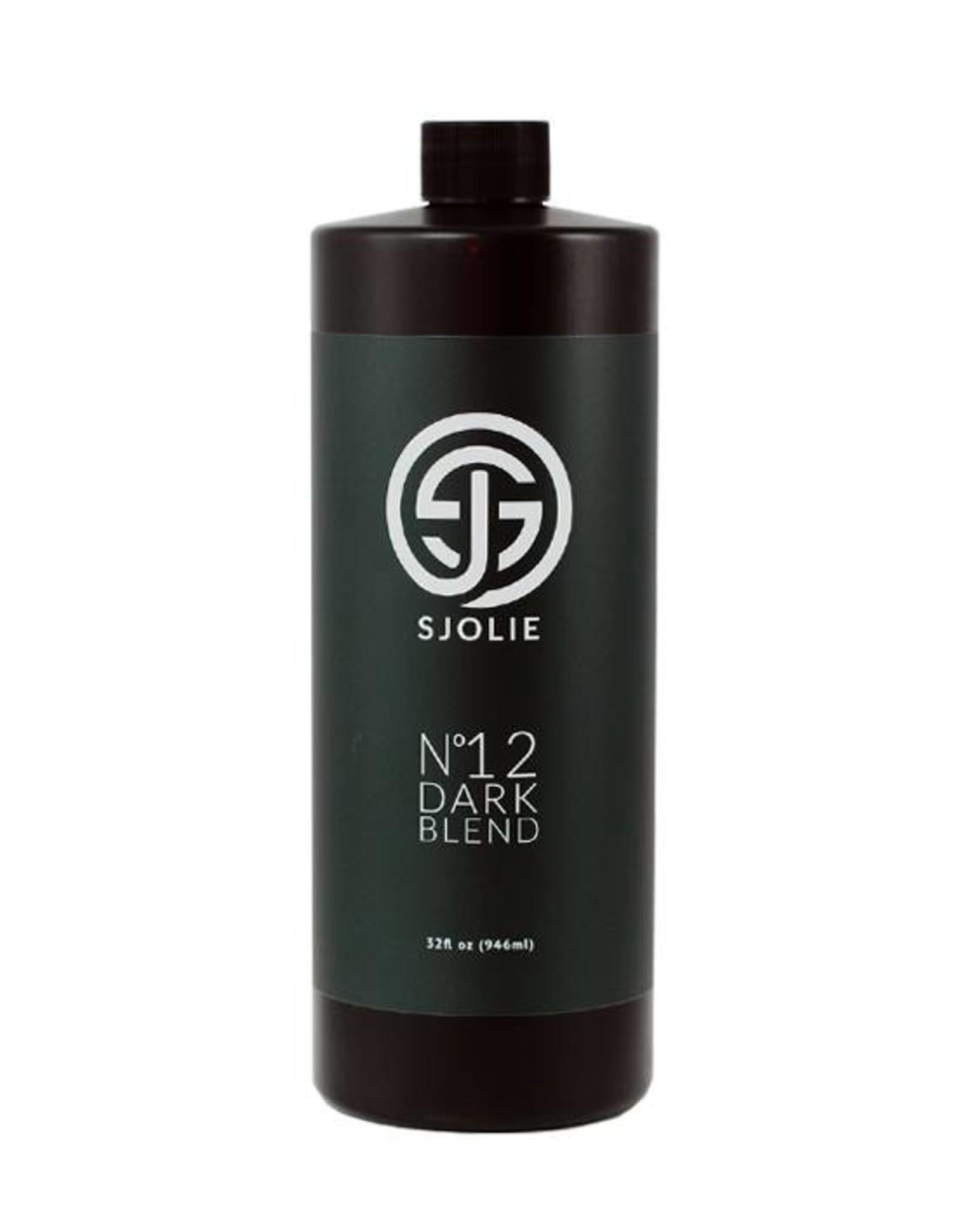 Sjolie № 12 - Dark Tan - Spray Tan vloeistof