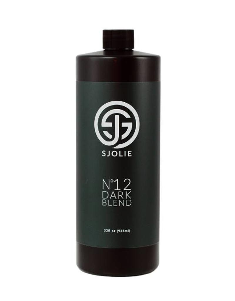 Sjolie Sjolie № 12 - Dark Tan - Spray Tan vloeistof