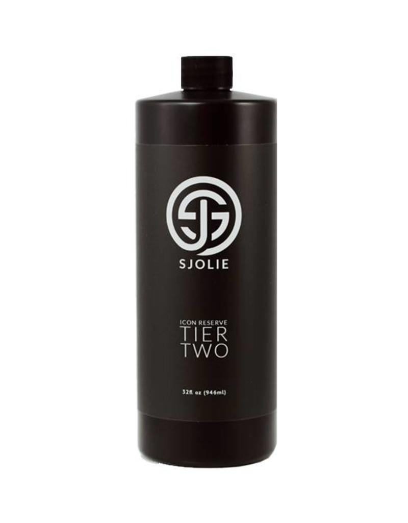 Sjolie Sjolie Tier Two - Fast Dry Solution - Spray Tan vloeistof