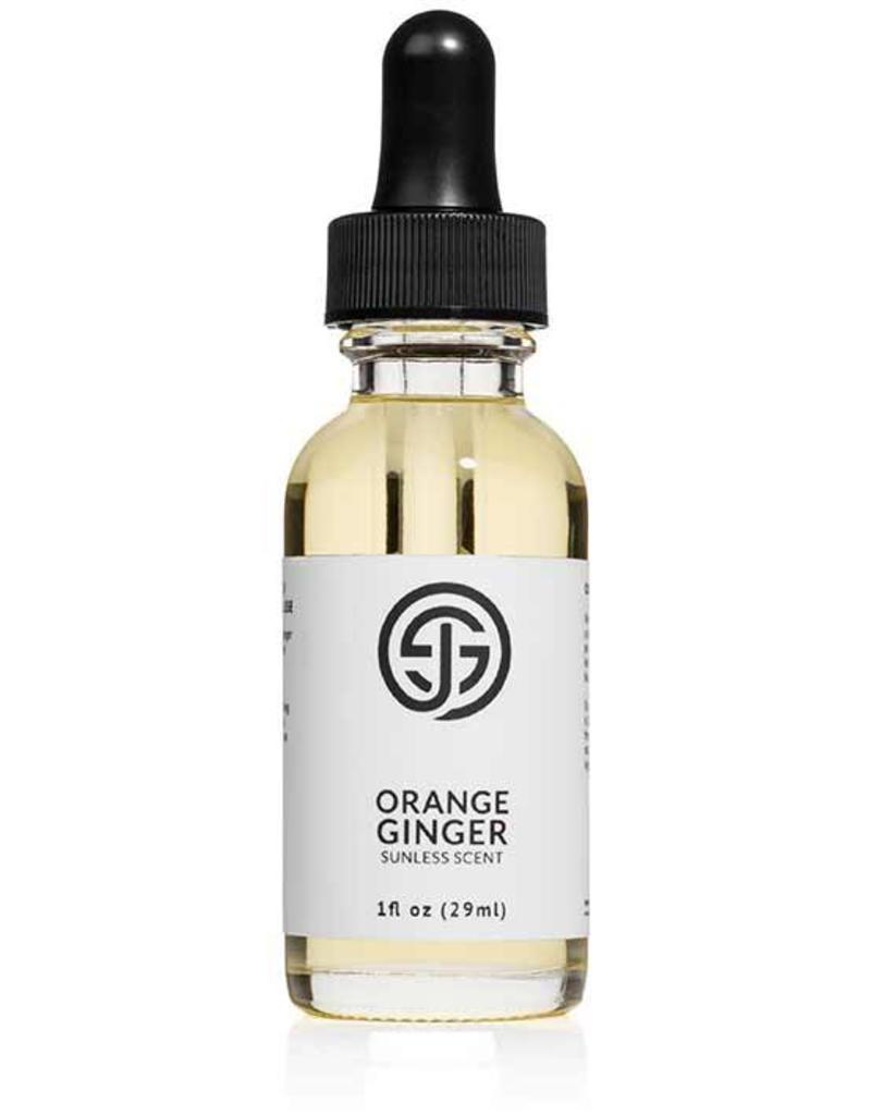 Sjolie Sjolie Energize Orange Ginger (sinaasappel-gember geur druppels)