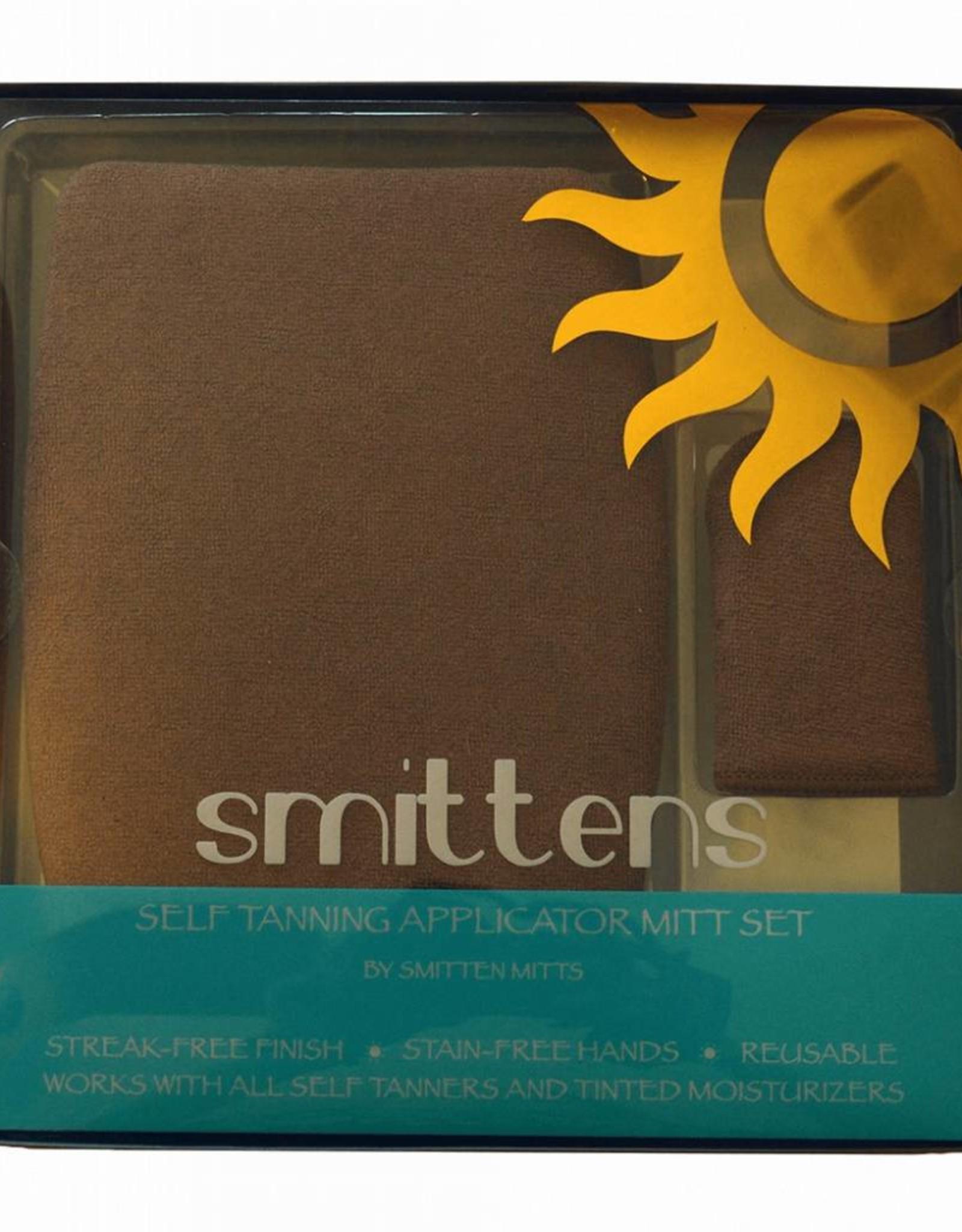 Smittens Selftan handschoen cadeau verpakking