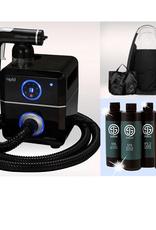 Tanning Essentials Tanning Essentials Startpakket Rapid  inclusief tent en de Sjolie Famous Five pakket