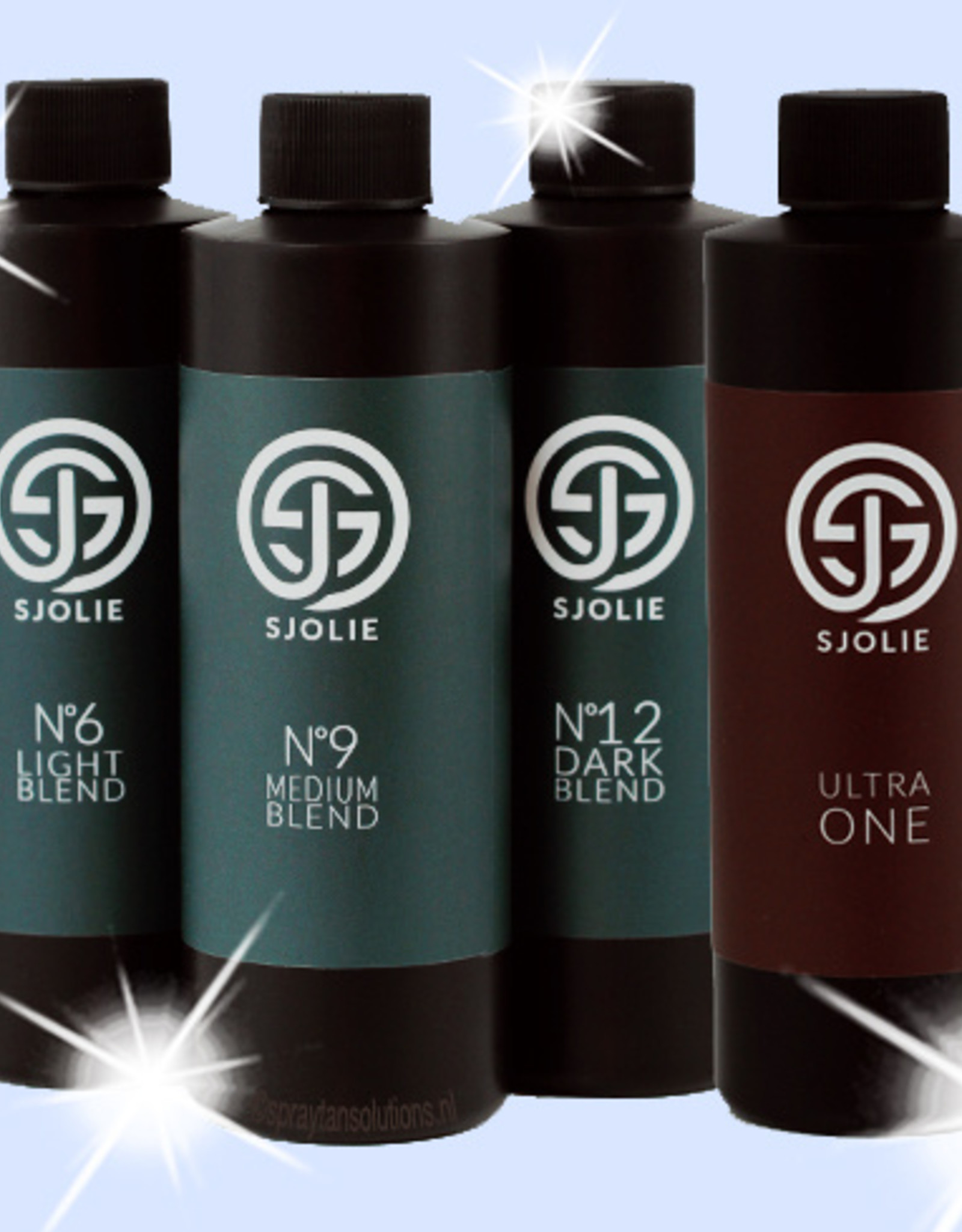 MaxiMist Maximist Starterspakket PRO TNT Sjolie  magic five/HLVP- spraytan