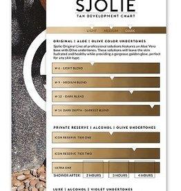 Sjolie Sjolie Development kleurkaarten