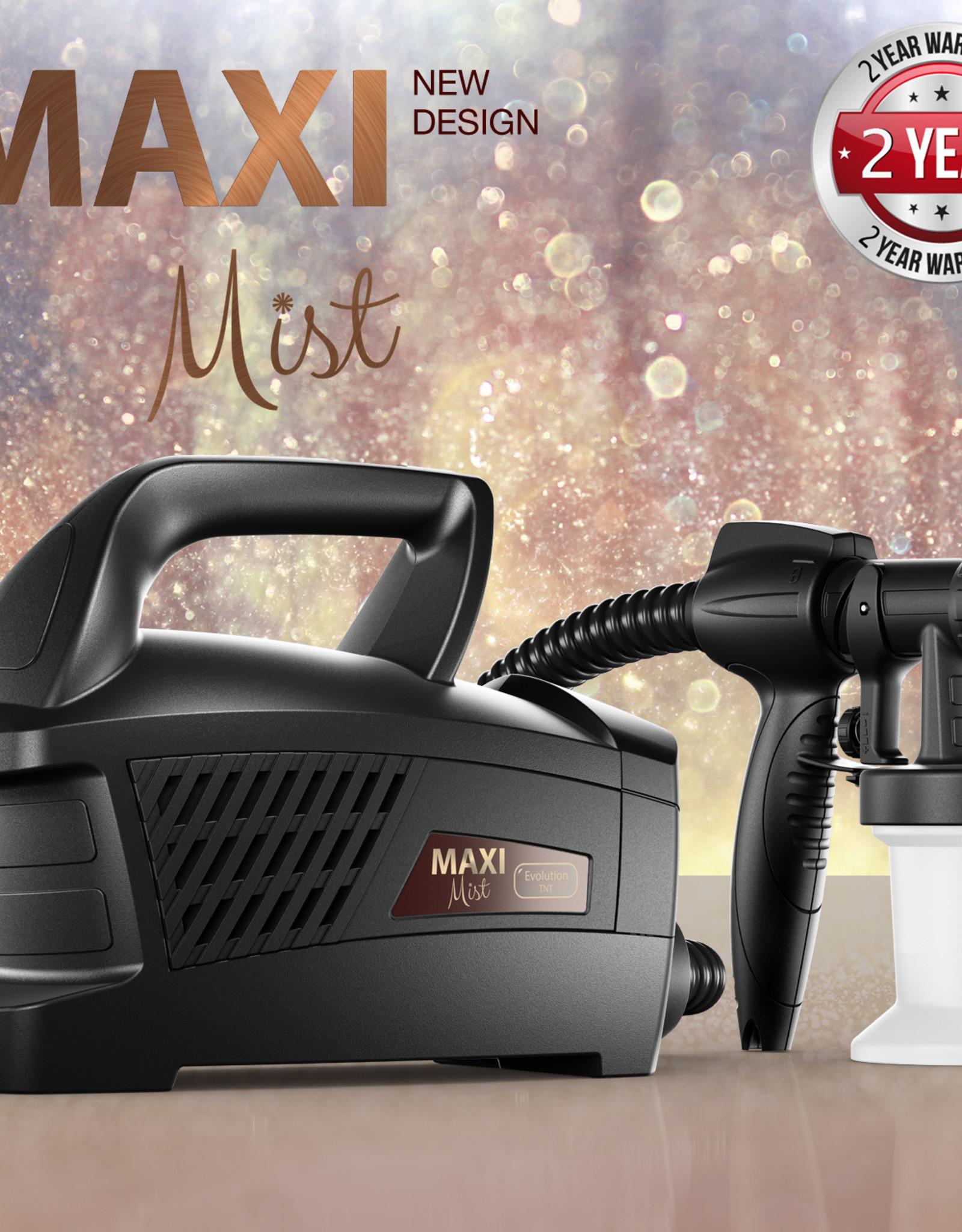MaxiMist Maximist Starterspakket Evolution TNT Sjolie