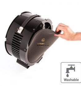 Aura Filter Aura Afzuigventilator - Wasbaar
